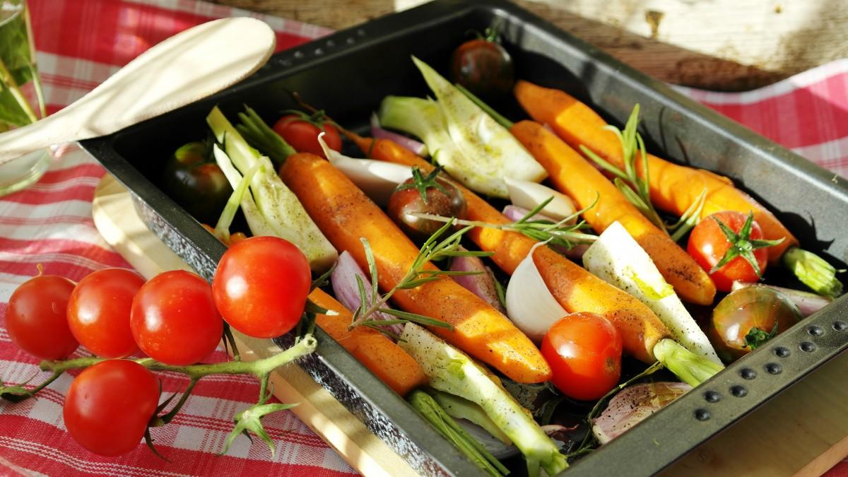 Enfes lezzetleri ile vegan mutfağı